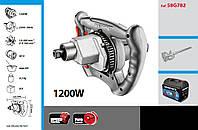 Миксер электрический 1200 Вт, скорость I: 0-580, II: 0-760 , GRAPHITE 58G782., фото 1