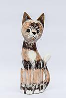Кошка трехцветная, 40 см