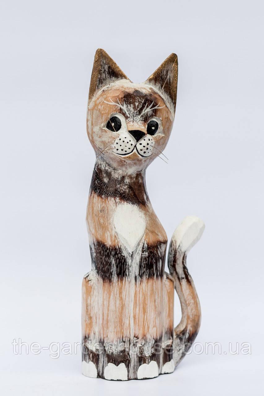 Кошка трехцветная, 30 см