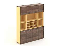 Комплект мебели для персонала серии Прайм композиция №20 ТМ MConcept