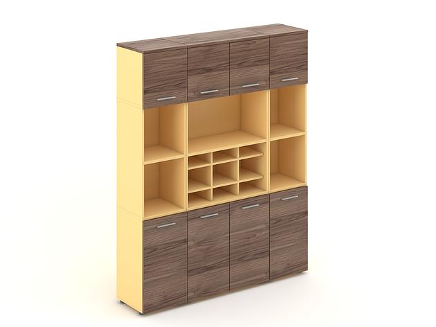 Комплект мебели для персонала серии Прайм композиция №20 ТМ MConcept, фото 2