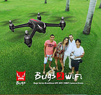 Квадрокоптер от MJX Bugs 2 B2W | WI-FI FPV Камера 5GHz | GPS | автовозврат, фото 1