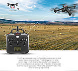 Квадрокоптер от MJX Bugs 2 B2W | WI-FI FPV Камера 5GHz | GPS | автовозврат, фото 3
