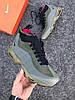 Мужские зимние кроссовки Nike Air Max 95 Sneakerboot 'Green' (Найк) зеленые, фото 2
