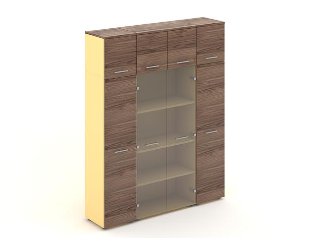 Комплект мебели для персонала серии Прайм композиция №22 ТМ MConcept, фото 2