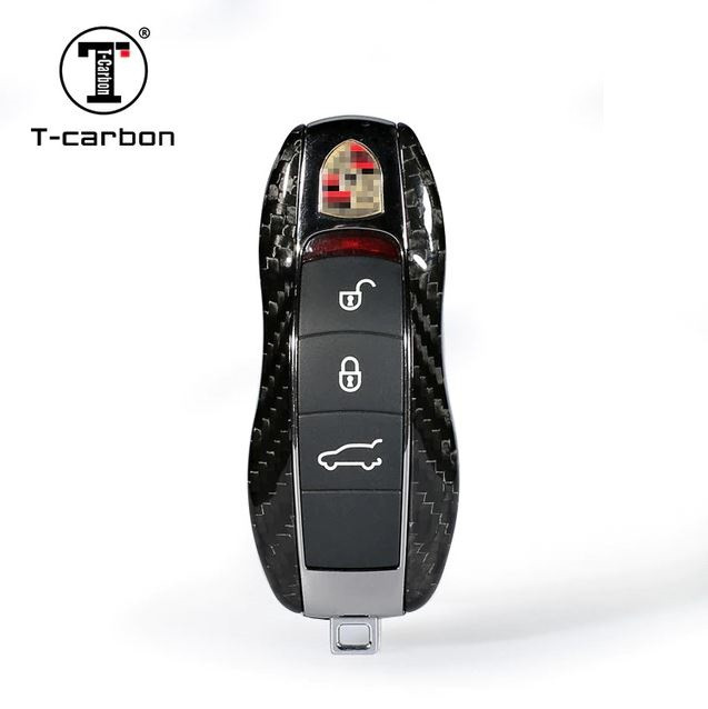 Чехол для ключа  Porsche 718 Boxster,911 Carrera,911 GT2, 918 Spyder,Boxster,Cayenne, Cayman,Macan,Panamera