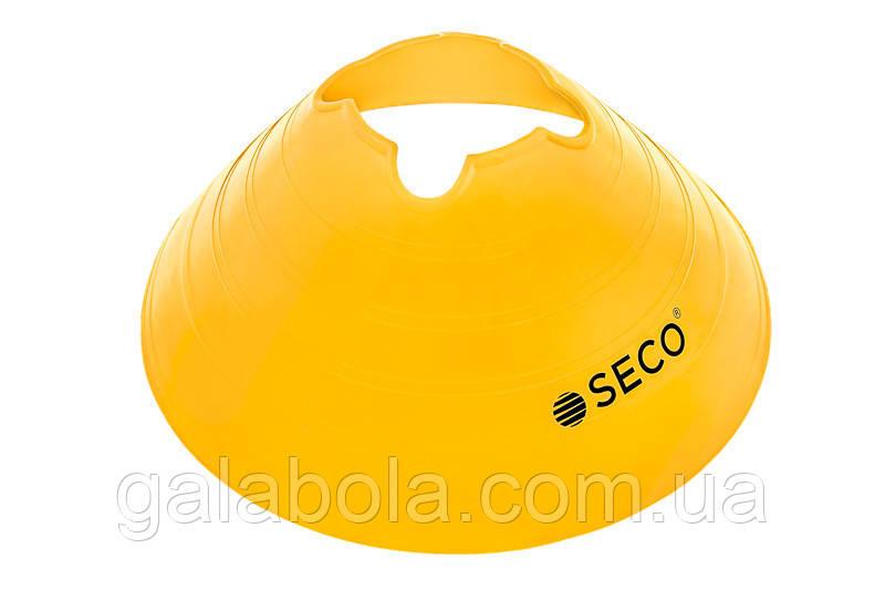 Фишка тренировочная SECO (желтая)