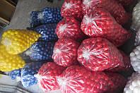 Шарики (мячики) цветные для сухого бассейна