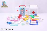 Набор доктора детский в чемоданчике