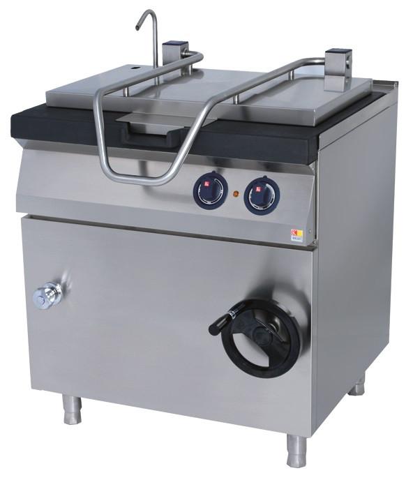 Сковорода электрическая промышленная Orest TBPE