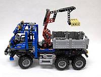 Конструктор Decool 3331 Тягач - вездеход, фото 1