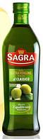 Оливковое масло Sagra Classico Extra Virgin 1 литр, фото 1