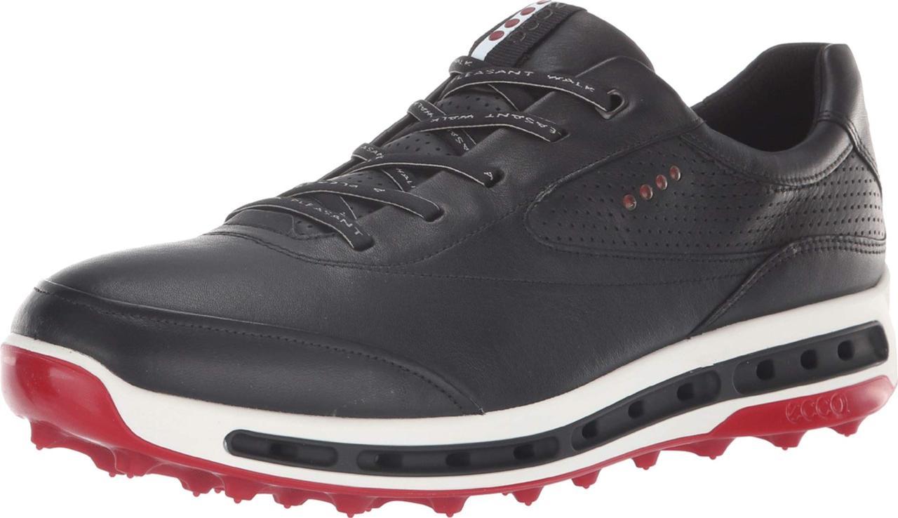 5b93d2fcc3c2 Кроссовки Кеды (Оригинал) ECCO Golf Cool Pro GORE-TEX® Black Black ...