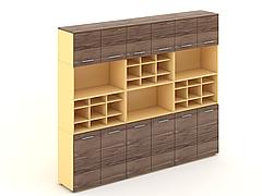 Комплект мебели для персонала серии Прайм композиция №25 ТМ MConcept
