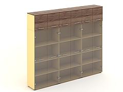 Комплект мебели для персонала серии Прайм композиция №26 ТМ MConcept