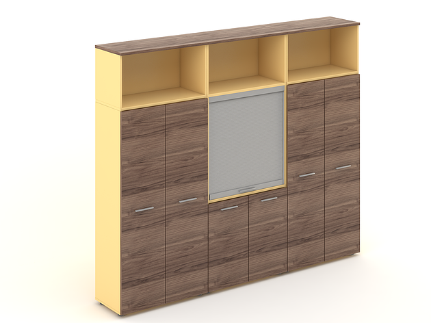 Комплект мебели для персонала серии Прайм композиция №27 ТМ MConcept, фото 2