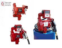 Насос Tuthill Fill-Rite (США) для заправки бензину FR705VE, 220 В, 75 л/хв.