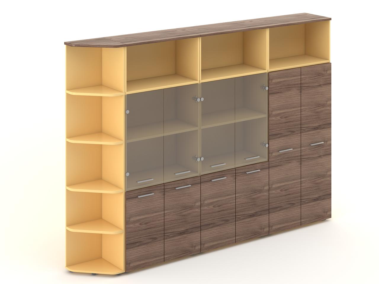 Комплект мебели для персонала серии Прайм композиция №29 ТМ MConcept