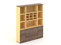 Комплект мебели для персонала серии Прайм композиция №19 ТМ MConcept