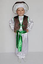 Костюм «Гриб Боровик (мальчик)» 5 предметов (95-120 см)