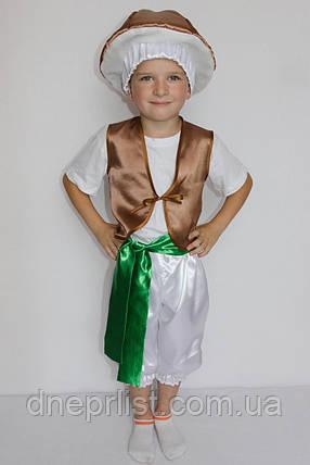 Костюм «Гриб Опёнок (мальчик)» 4 предмета (95-120 см) , фото 2