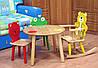 Детские столики в нашей жизни