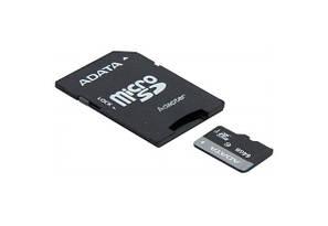 Карта памяти Adata 64Gb + SD-адаптер (Class 10), фото 2