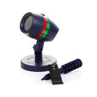 Звездный Лазерный Проектор для Внешней или Внутренней Подсветки Star Laser Light