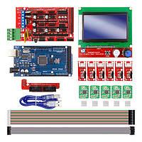 Набор для 3д принтера CNC станка 3D Printer Kit for Arduino RAMPS 1.4 Arduino Mega 2560 R3 (gr007149)