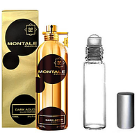 Масляные духи Dark Aoud / Montale- 6мл.-10мл.-15мл.