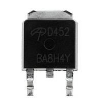 D452 AOD452 Полевой транзистор MOSFET TO-252