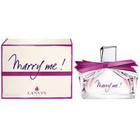 Женская парфюмированная вода Lanvin Marry Me (Ланвин Мерри Ми) 75 ml.