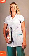 Медицинский костюм 2235 (батист), фото 1