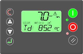 Контроллер AirMaster S1 для винтового компрессора Ремеза