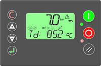 Контроллер AirMaster S1 для винтового компрессора Ремеза , фото 1