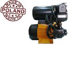 Насосная станция 0,37 кВт Optima QB 60 mini (Польша), фото 2