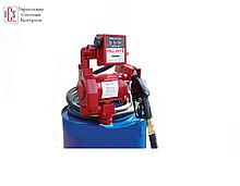 Міні колонка для заправки бензину FR705VEL, 220В, 70 л/хв, Tuthill Fill-Rite (США)