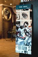 Образец тканей Портьера с цифровой печатью кино  №32R Vogue