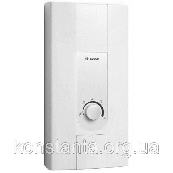 Электрический проточный водонагреватель Bosch Tronic TR 5000 15/18 EB