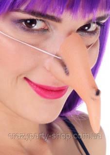 Карнавальный нос ведьмы, Бабы-Яги
