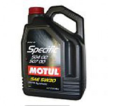 Motul specific 5w30 5l vw 504 00 507 00