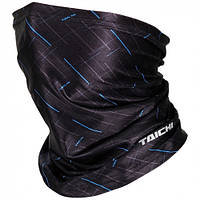 Утеплитель шеи мото RS-Taichi Cool Ride черный/синий