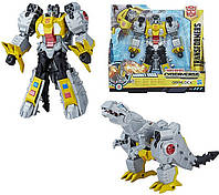 """Трансформер Гримлок """"Трансформеры: Кибервселенная"""" 19 см Transformers (E1908)"""