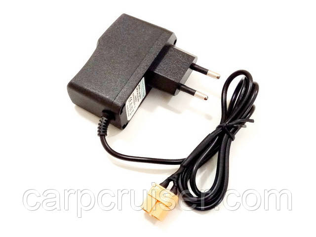 Зарядное устройство от сети 220V выход 8,4V 2A для Li-Ion литиевых АКБприкормочногокораблика Carp Cruiser