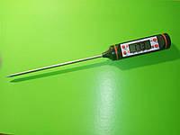 Цифровой термометр TP-101 для почвы , жидкостей , продуктов до +300 °C