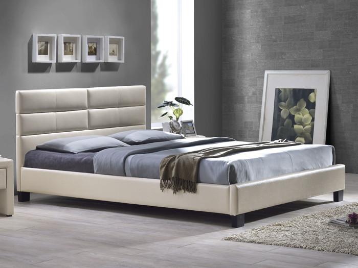 """Кровать 1,6 """"Джустина"""" (беж-карамельный)"""
