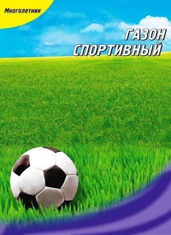 Смесь газонных трав Газон Спортивный 1000 г, фото 2
