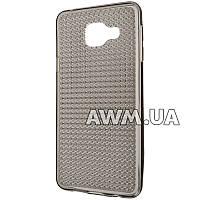 Накладка силиконовая Baseus Samsung A310 (серый)