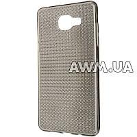 Накладка силиконовая Baseus Samsung Galaxy A5 2016 (A510) (серый)