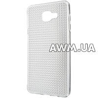 Накладка силиконовая Baseus Samsung A710 (прозрачный)